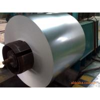 China Anti Finger Aluzinc Steel Coil , Galvanised Steel Coil For Floor Deck on sale