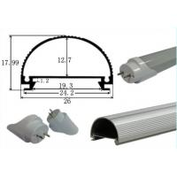 Buy 1200mm 6063-T5 Aluminum Body Tube Parts T5 Integrated Aluminum Tube Housing at wholesale prices