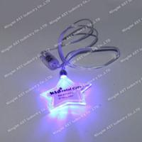 Quality Flashing Led badge S-7011B for sale