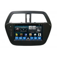 Quality Android 7.1 Car Dvd Player Suzuki Navigator Bluetooth Radio Suzuki Scross 2014 for sale