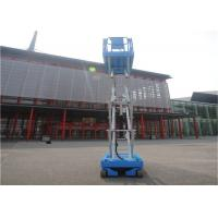 3.3kw Self Propelled Scissor Lift 227kg Rated Loading Capacity Multiple Disc Brakes for sale