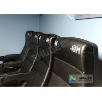 Quality 10 - 200 Seats 4D Cinema Equipment Seamless Compatibility With Hollywood Movies for sale