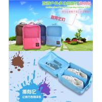 China 2015 fashion organic plain shoe bag for men and wome used on sale