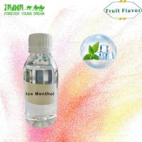 Quality High Concentrate PG VG based Ice Menthol Flavor E Juice Concentrate for sale