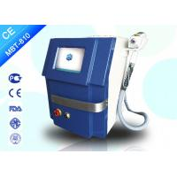 China Portable1064 532nm High Energy Clinic Q Switched Nd YAG Laser Tattoo Removal Machine on sale