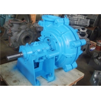 China 6 Inch Heavy Duty Slurry Pump Filter Press Feed With CE Certificate For Mining Processing on sale