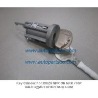 China Clave Del Cilindro De ISUZU NPR 815, ISUZU NPR 700P Key cylinder on sale