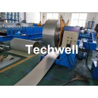 Quality Hydraulic Decoiler / Uncoiler Machine With 0-15m/Min Uncoiling Speed , Coil Width 1500mm for sale