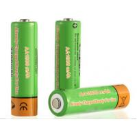 Quality NiMH Battery AA1900mAh 1.2V Ready to Use for sale