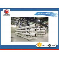 Quality RO water Purification System For Water Plant , Commercial Water Purification Systems for sale