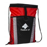 Quality Promotional Drawstring Sports Bag with Custom Logo Imprint-HAD14020 for sale
