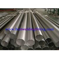 Quality 1.4835 Stainless Steel Seamless Pipe / Tube For Fluid , Annealed And Pickled for sale