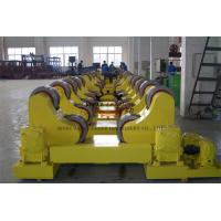 Quality Boiler Conventional Welding Rotator , 10 Ton Pipe Rollers For Welding for sale