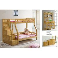 Quality Modern beech Wooden Bunk bed,double bunk bed,double decker bed home furniture for sale
