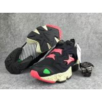 China Reebok Pump Fury AAPE Running Shoes Bait Tedi2 Black Brown Color Unisex Sneaker Size 36-44 for sale