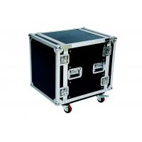 Quality Aluminum + Plywood Rack Flight Case 26U Color Customized For Storage for sale