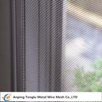 Quality Stainless Steel Insect Screen Mesh|14~20 mesh by Stainless Steel Wire For Window/Door for sale
