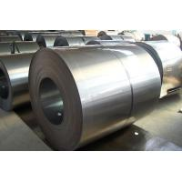 Quality Building Cold Rolled Low Alloy Steel Sheet In Coil Dull / Mirror Finish Surface for sale