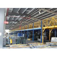 Quality Large Load Capacity Structure Mezzanine Floors Platform For Industrial Warehouse Storage for sale
