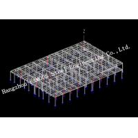 China Pipe Truss Planning Structural Engineering Designs America Standard Consulting Firm on sale