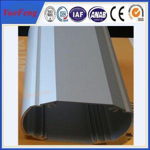 Quality customized aluminium square tubes manufacturing,round aluminium tubing extrusion profile for sale