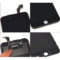 China Black Color Iphone 5S LCD Display Assembly With 1136*640 Pixel , Eco Friendly on sale