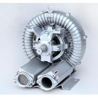 Quality Aluminum Alloy Bare Shaft Blower , 3 Phase Voltage Side Channel Blower for sale