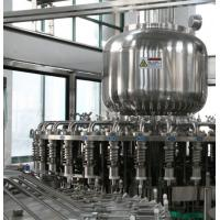 Quality 1000BPH - 22000BPH Tea Filling Machine Stainless Steel For Hot Water Filling for sale