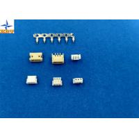 Quality For JST ZH Connector Alternatives 1.50mm Pitch Wire To Board Connectors PCB Connector for sale