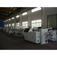 China PP / PE PPR Aluminum Single Screw Extruder , Plastic Tubes Extrusion Machine on sale