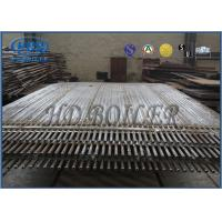 Quality Water Wall Panel Membrane With Fin Bar Boiler Industry With Heat Treatment Carbon Steel Anti Corrosion for sale