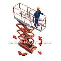 Buy cheap Electric Scissor Lift (UPT-9.5) from wholesalers