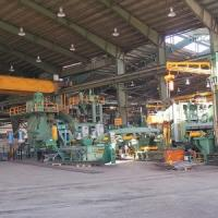 China SPIRAL PIPE MILL on sale