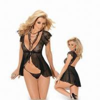 Quality Lingerie Corset, Includes G-string and Gloves, Available from XS to 4XL Sizes for sale