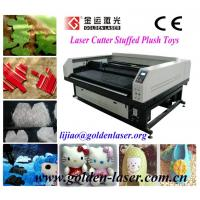 Quality Stuffed Plush Toys Teddy Bear Laser Cutter Machine for sale