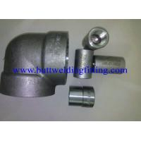 Quality Steel Forged Fittings ASTM A694 F80 , Elbow , Tee , Reducer ,SW, 3000LB,6000LB  ANSI B16.11 for sale