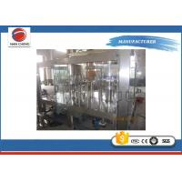 Quality Adjustable Speed Carbonated Drinks Filling Machine PLC Control Energy Saving for sale