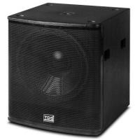 China 18inch 8 Ohms Professional Line Array Subwoofer 132db Dj Musical Subbas for sale