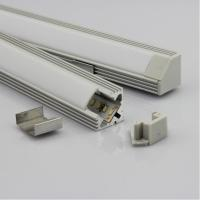 Buy OEM 30w Extrusion Aluminium LED Profiles Heatsink Cooling For Led Strip / Light fixtures at wholesale prices