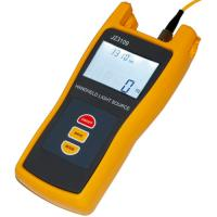Quality High Stability Optical Test Instruments JZ3109 Hand Hold Fiber Optic Light Source for sale