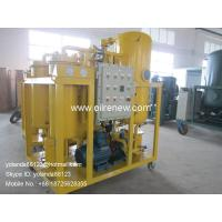 Quality Vacuum Turbine Oil Purifier | Emulsified Turbine Oil Separator Model TY-100(100LPM) for sale