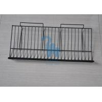Buy Anti Rust Retail Hanging Display Racks , Wire Mesh Wall Display Rack For Retail at wholesale prices