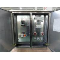 Quality Industrial power distribution cabinet with MCCB protection for sockets for sale