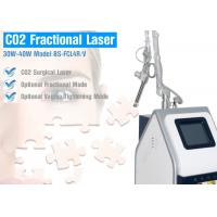 China CO2 Laser Fractional Skin Resurfacing Treatment on sale