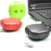 Buy Portable Colorful Households Products USB Cable Winder Headphone Cable at wholesale prices