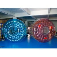 Buy cheap Deodorant Walking Roller Inflatable Aqua  Water Roller Zorb Inflatable Water Roller For Fun from wholesalers