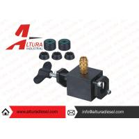 Buy Black Injector Clamp , Bosch Common Rail Injector Oil Collector JY03 at wholesale prices