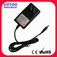Quality AC 100V - 240V to DC 12V 2A Power Adapter Power Supply 24Watt for LED Strip for sale
