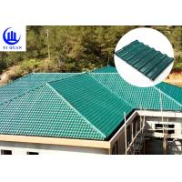 Quality Super Strong Impact Resistance Effect Synthetic Resin Roof Tiles with Well Low Temperature Resistant for sale