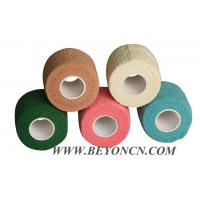 Quality Cohesive Flexible Bandage 100% Cotton Hand Tearable High Tensile Latex-free available for sale